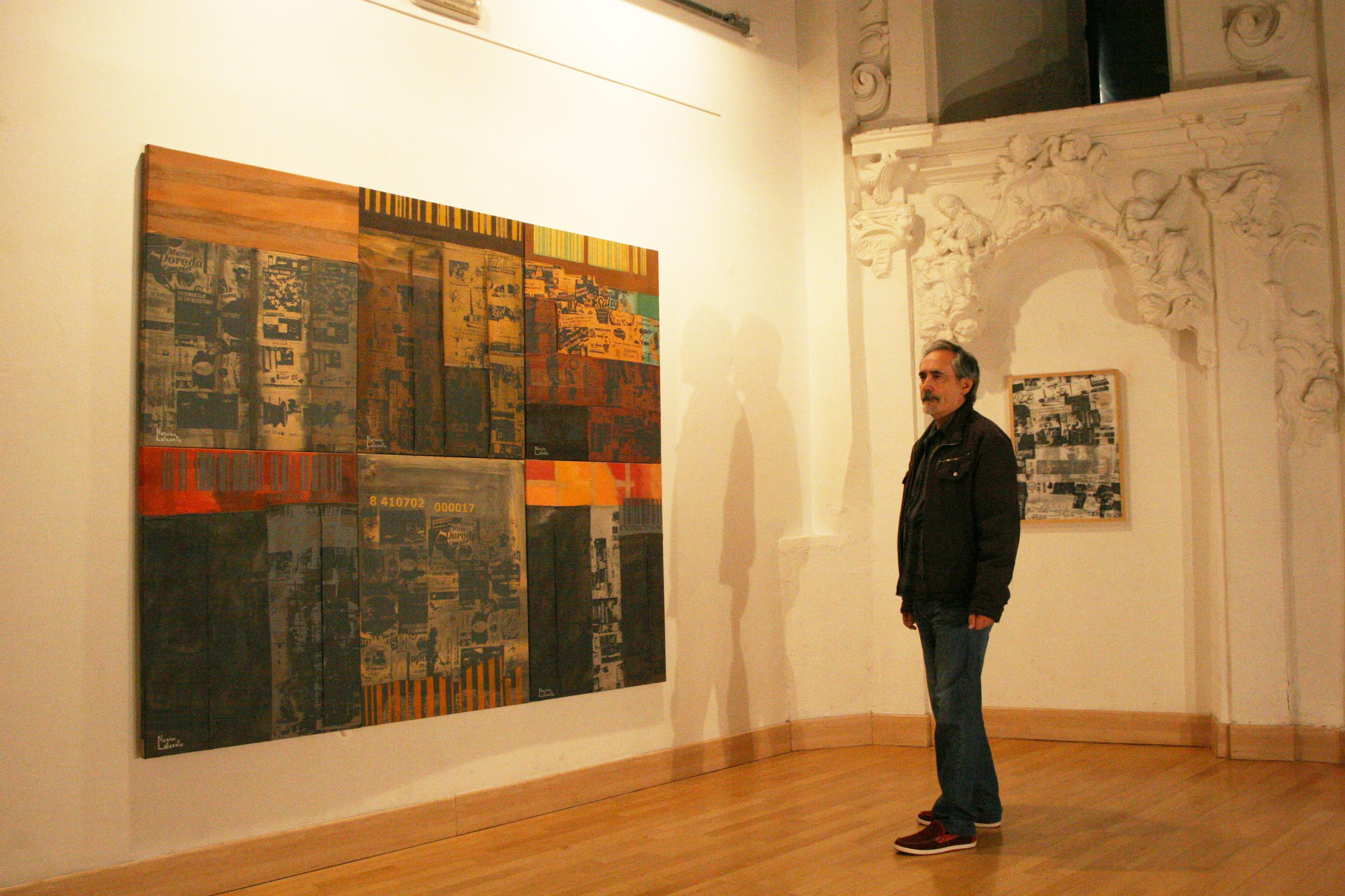 Exposición Narciso Lafuente